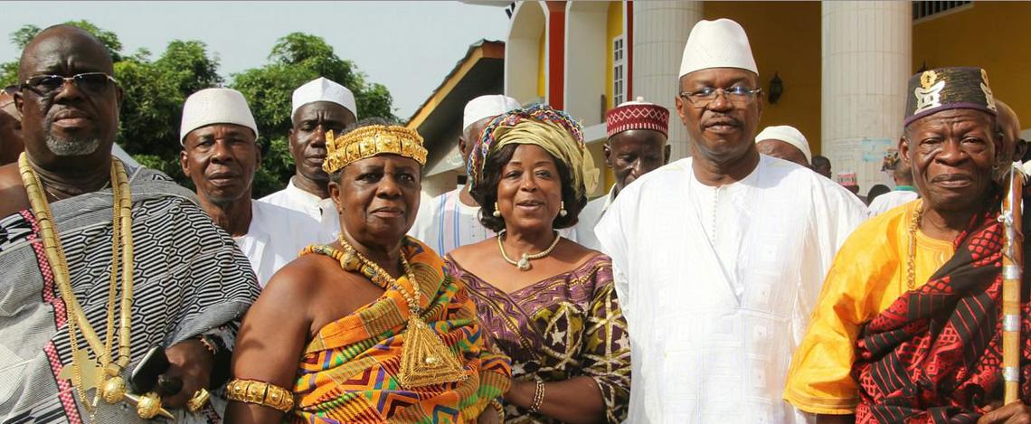 Rejoignez le PADES afin de rénover la Guinée