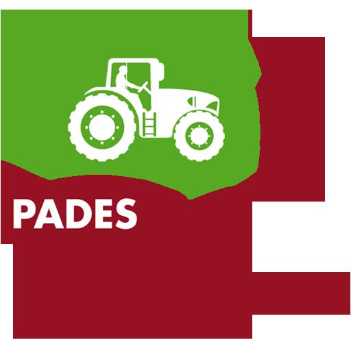 Logotype du PADES