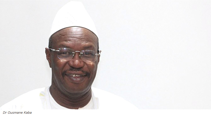 Docteur Ousmane KABA