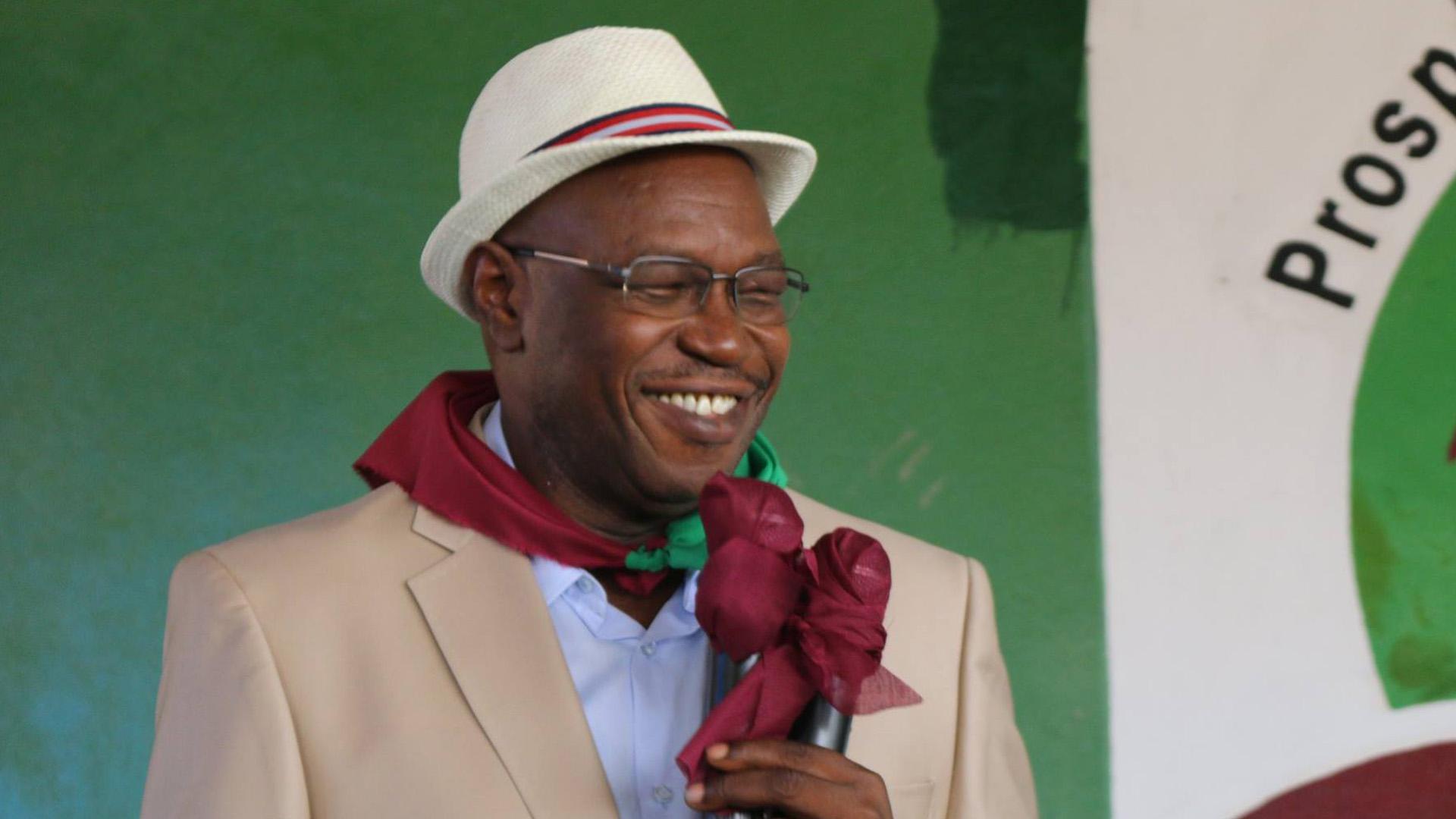 Remerciements du Président du PADES : Dr. Ousmane KABA
